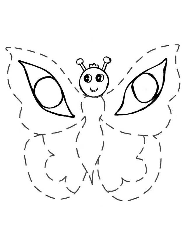 Раскраски для детей 4-5 лет